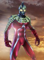 Ultraseven by Duhast80
