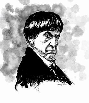2nd Doctor by donchewliano