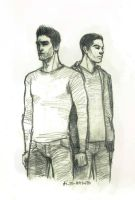 More Sterek by Ai-to-Makoto