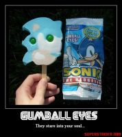 Gumball Eyes by Superstrider