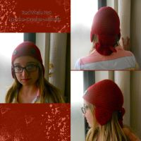 Red Whale Hat by the-carolyn-michelle