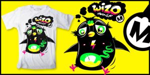 WizoTshirt by insame