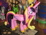 princess cadance sculture by daregindemone04