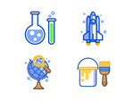 Icons by Icondesire