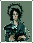 Mother of Xenomorph by Delve-Mil