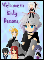 Kinky-Demons Cast 1 by Doomylicious