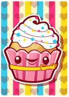 Big Cupcake by marywinkler