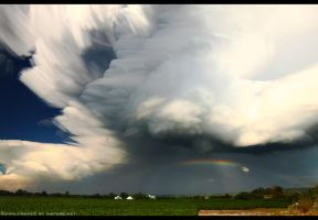 Motion of the Updraft by FramedByNature