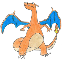Charizard by TueuEnSerie