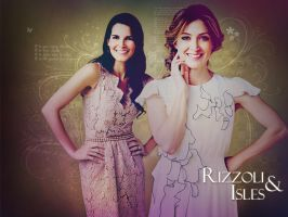 Rizzoli and Isles by pamcoutinho