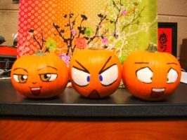 Halloween Punkins by White-Wings-101