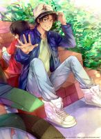Detective conan by zxs1103