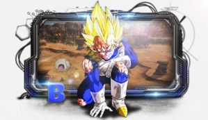 Vegeta ( antiga ) by lBattata