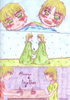 aph: Always together (British Twins) by LoveEmerald