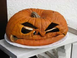 Jackolantern is angry by IronAries