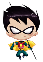 Robin by RingoYan