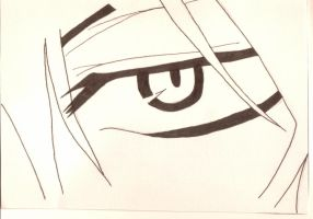 Sebastian's Eye (practice) by Ranchan120