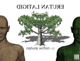NATURE WITHIN US by pixelbudah