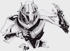 The General Grievous by ImpurDeath