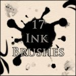 Ink Brushes by Akissi