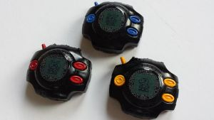 Custom Set of Digivices 2 by ChinookCrafts