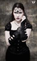 Gothic Widow by DanielleFioreModel