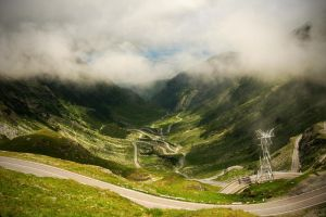 The Transfagarasan by ttymo