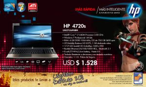 HP 4720 by motion3d