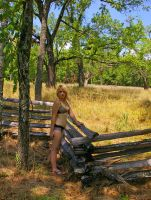 Woodsy Girl 4 by candhphotography