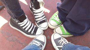 converse by shuckleberry98