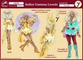 SMVillage - Sailor Gamma Leonis Reference Updated by nickyflamingo