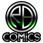RB Comics 2016 logo by ralphbear