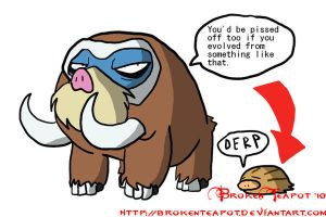 Mamoswine by BrokenTeapot