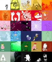United Colors of Moomin by Genolover