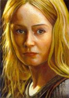 Eowyn card 185 by charles-hall