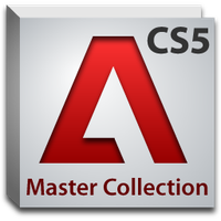 Adobe CS5 Dock Icon by tempest790