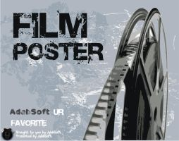 Film Poster by adabsoft