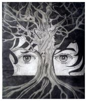 Tree of Life by SILENTJUSTICE