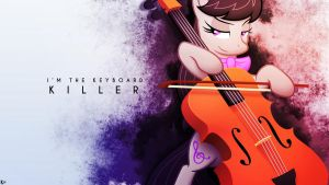 Keyboard Killer ~ Wallpaper by Karl97