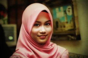 Beautiful - hijab by fueart