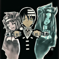 Soul Eater -Team Death- by bishopfaust