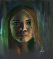 BATB: Look and see her eyes, they glow by Mosrael-the-Waker