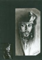 Johnny Deep by CristinaC75