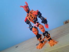 bionicle: the leader by CASETHEFACE