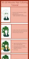 Simple Hair tutorial by AthenaChan