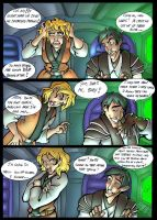 Kyla's Atton n' Exilee's Comic by BerenicePotter