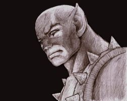 Panthro by deviantetienne
