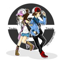 Pokemon:  Black and White by rhoderawr