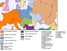 Multiethnic Prussia by QuantumBranching