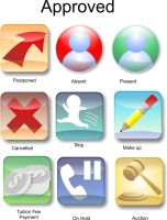 Iphone Icons by karlonne